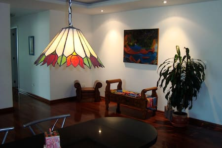BEAUTIFUL/MODERN FLAT/TWO BEDROOMS/SWISSÔTEL AREA - Quito
