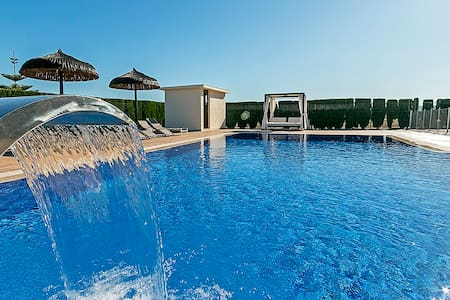 Spectacular holiday house with pool - Sa Pobla