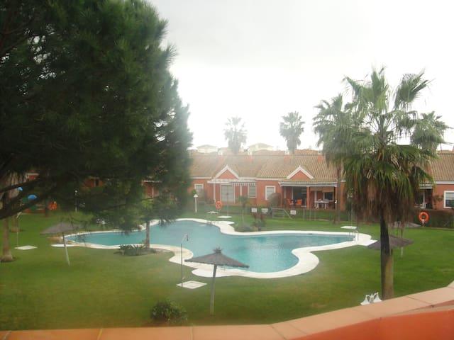 APARTAMENTO NOVO SANTI PETRI - Chiclana de la Frontera - Flat