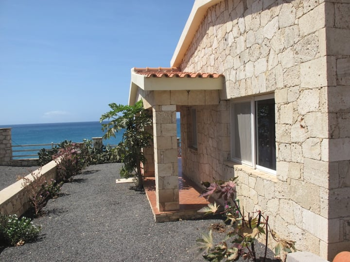 Belle villa en front d'Océan