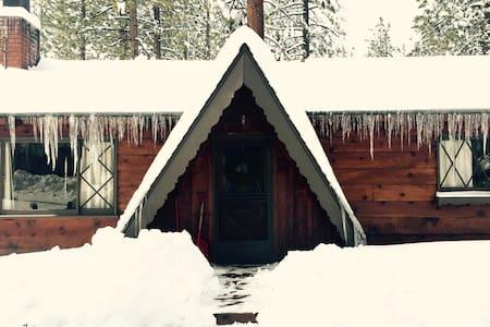 Winter Getaway Close to Snow Summit and Lake - Lac Big Bear