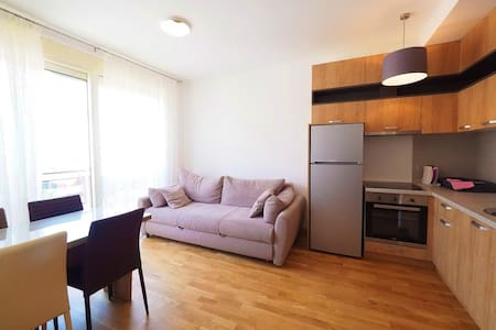 New comfortable apartment