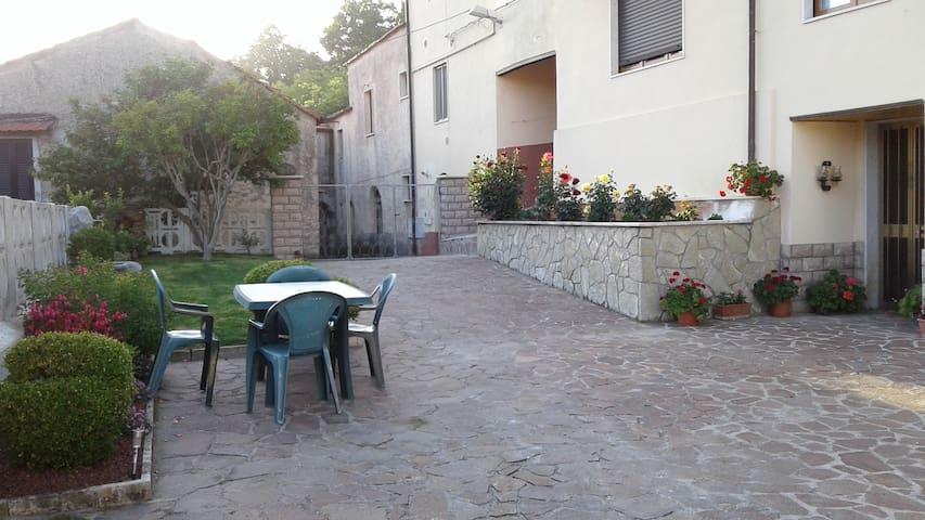 Rural house Castelpetroso Isernia - Guasto - Huis