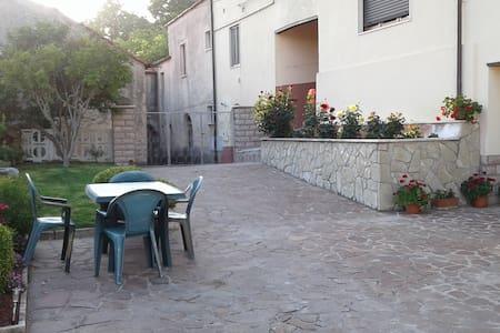 Rural house Castelpetroso Isernia - Guasto - Haus