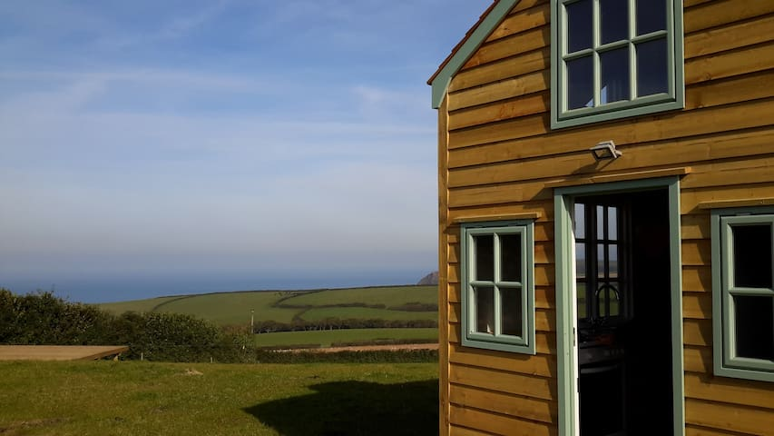 Tiny House in a secluded location - Morwenstow