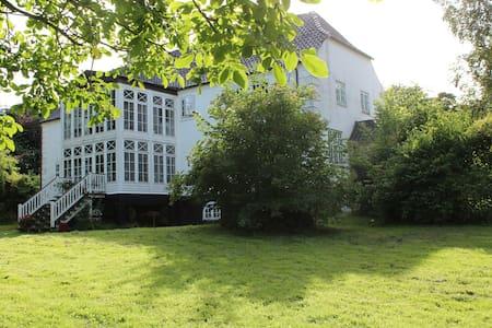 Munkholm estate gesthouse