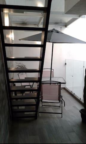 Casa Minimalista a 25 min del Aeropuerto de CDMX - Ciudad de México - Dům