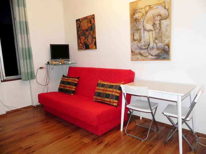 Little flat in Savamala