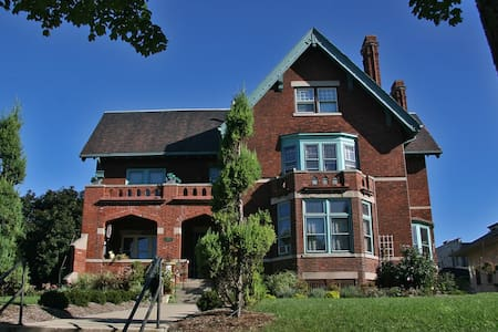 Historic Victorian Mansion  - Milwaukee