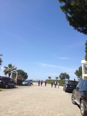Holiday Villa in Lalzi Bay - Durres - Willa