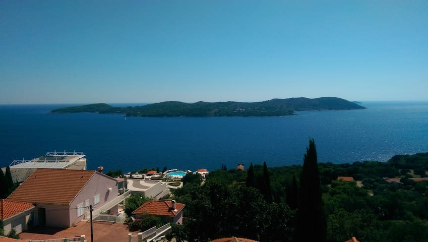 Cosy apartment with GREAT view  - Dubrovnik - Byt