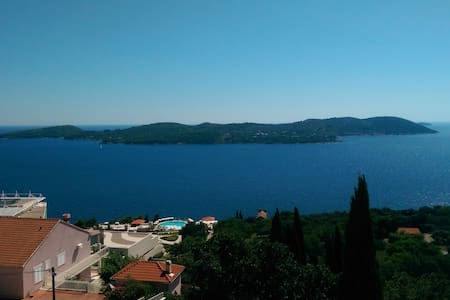 Cosy apartment with GREAT view  - Dubrovnik - Apartamento