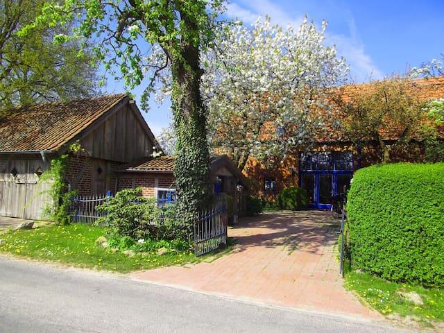 Ferien-Landhaus DRAUM - Nottuln - Huoneisto