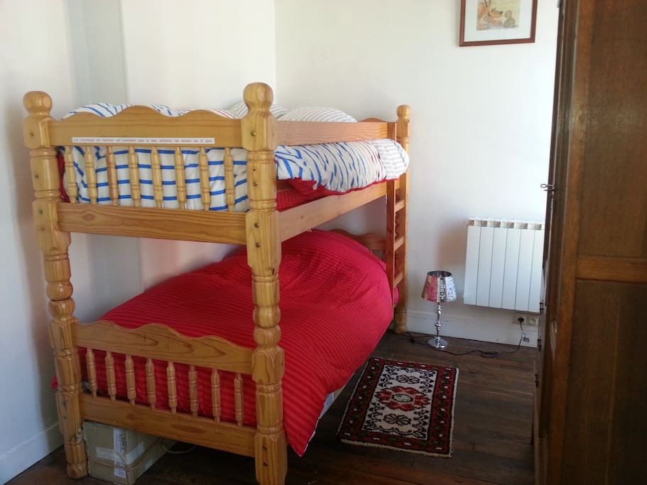 chambre N°3, 1er étage