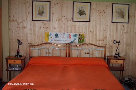 Appartamento di 120 mq in palazzo  - Aiello Calabro - Bed & Breakfast