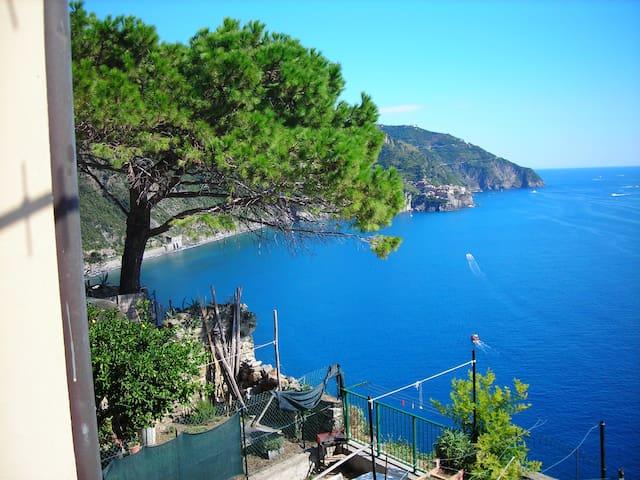 Apartamento Villino Azzurra - Corniglia - Lägenhet