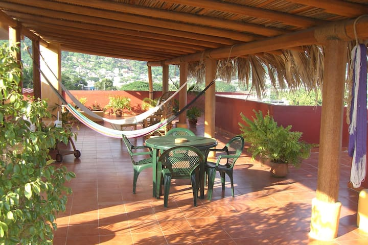 ZIHUATANEJO CITY CENTER - Zihuatanejo - Apartment