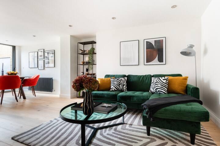 The Camden Town Retreat - Stylish 1BDR with Garden
