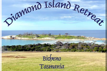 Diamond Island Retreat - Bicheno