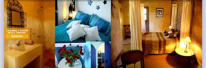 Maison d'Artistes et d'Amis  Sol e Luna  Essaouira