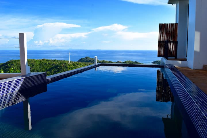Top of the Rock Pool Villa (2 bedroom option)