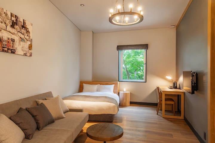 HOTEL KARUIZAWA CROSS / Double room