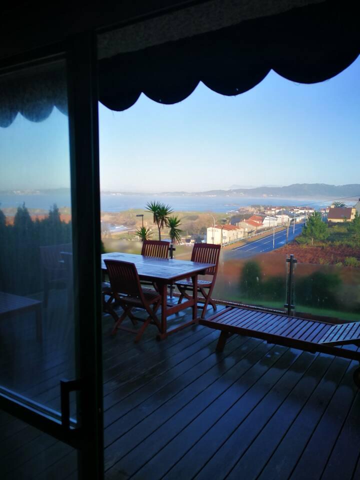 Apartamento con vistas en la Lanzada