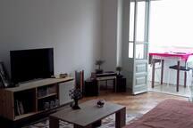 Sunny lounge @ the heart of Lisboa
