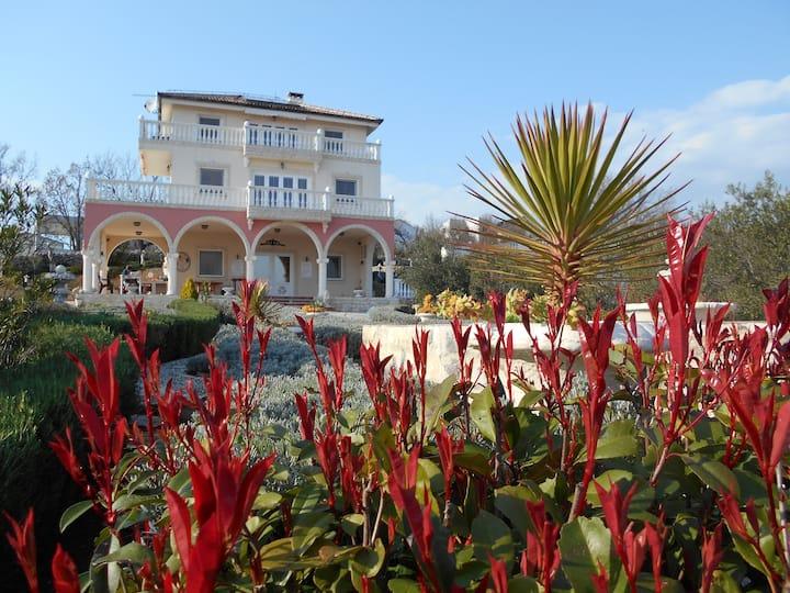 VITAL-AREAL TILIA Ferienwohnung Oriental