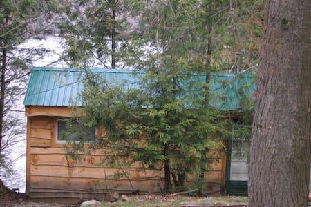 Moose Lodge at Lake Desolation - Middle Grove