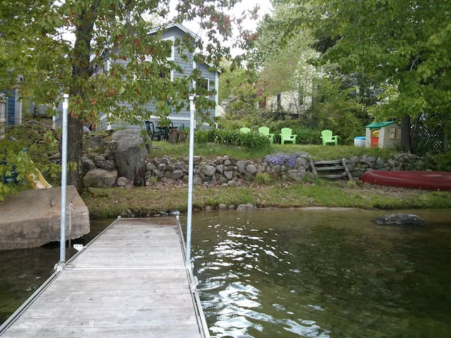 Kennebunk Pond Lakefront House - Lyman - Ev