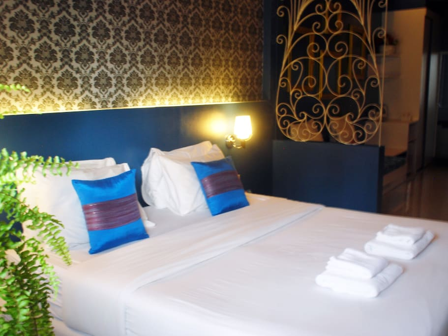 Baan Saladaeng 401 Royal Blue Suite