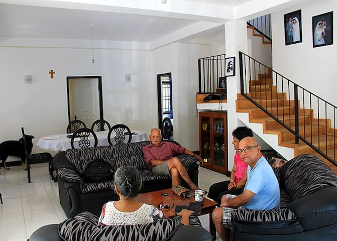 Woodlands Home Stay - Family Room - Bandarawela - บ้าน