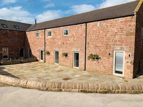Three Nooks Barn, Rushton Spencer