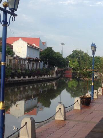 Singgah de Jonker Heritage Home - Melaka  - Bed & Breakfast