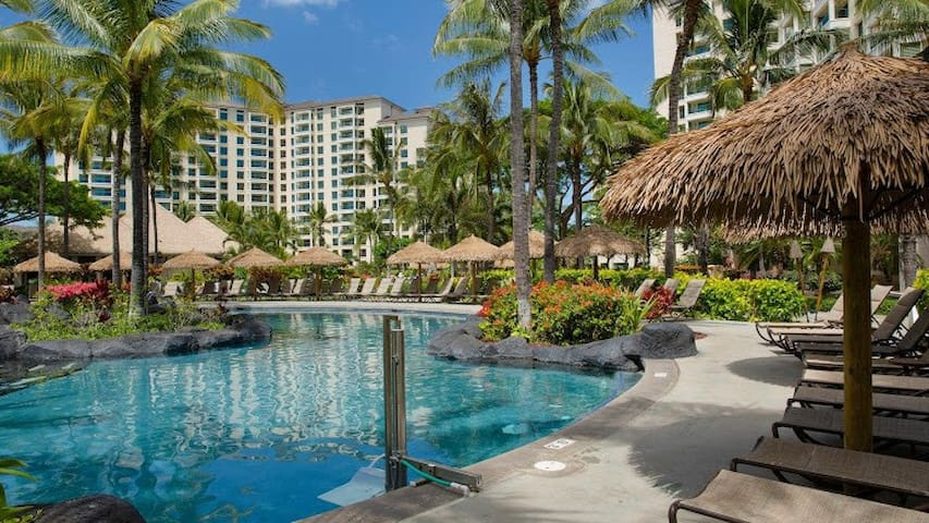 Marriott Ko Olina Beach Club-Oahu, HI-3/21-28/2020