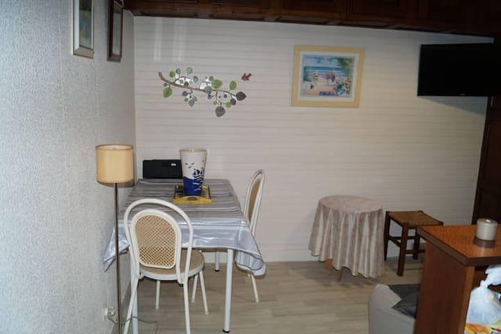 Chambre partagée à Saint-Ouen-l'Aumône - Saint-Ouen-l'Aumône - Apartemen