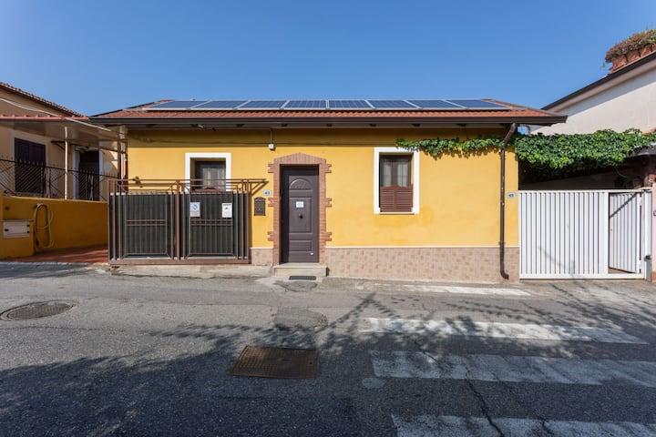 Villa in Villa San Giovanni near Aspromonte National Park
