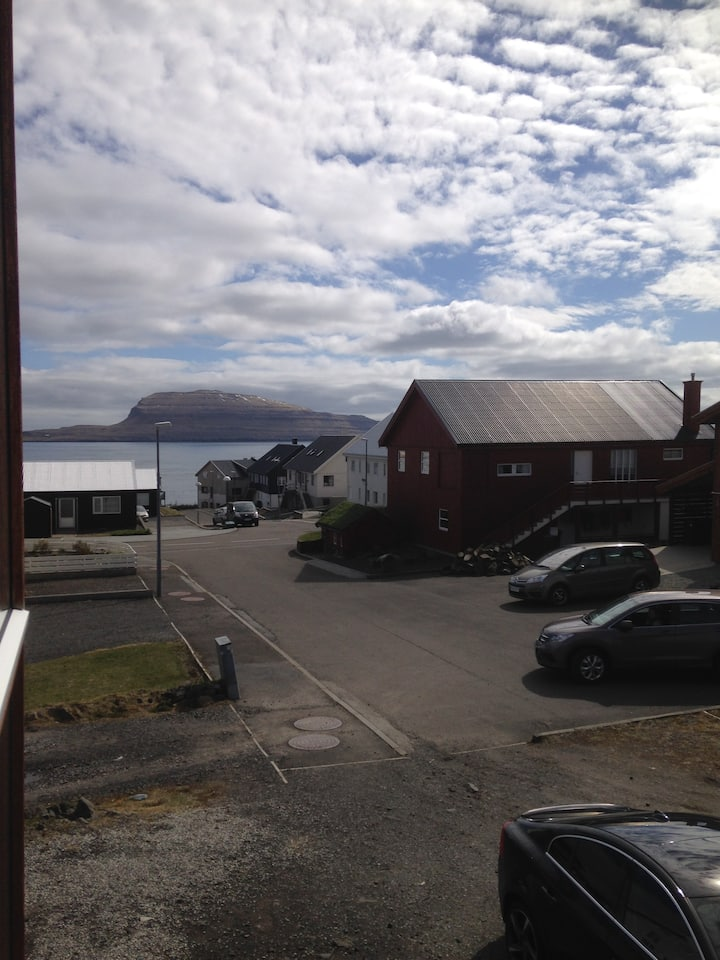 Private apartment in Torshavn