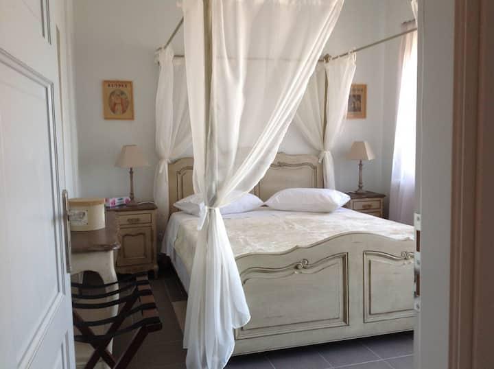 One bedroom apt with sea view - Molyvos, Lesvos