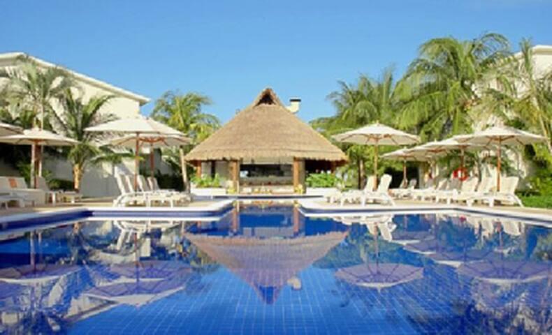 CANCUN, Laguna Suites Golf & Spa ♡FRI-FRI &SUN-SUN