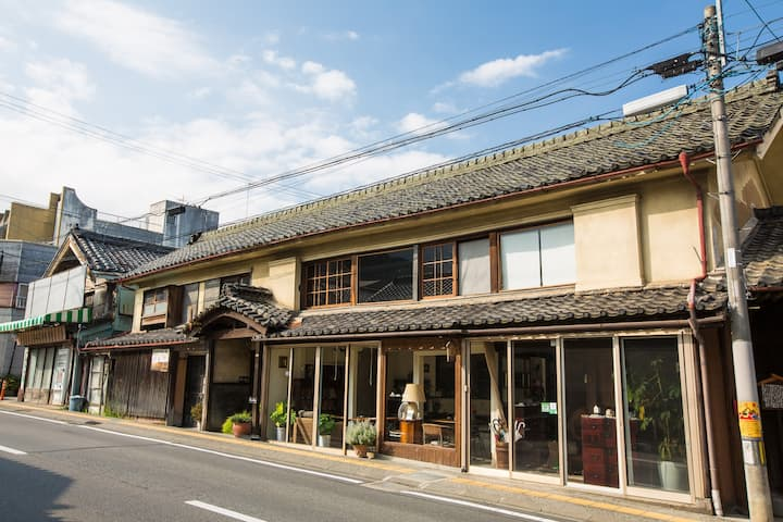 Guest House KURA, Nagano  Private room for 3 ppl