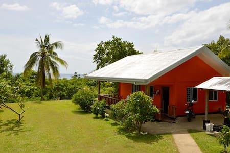 Maasin City Hilltop House
