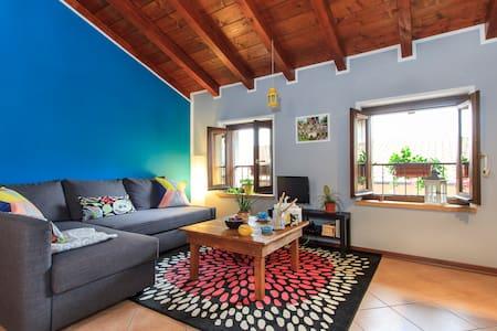 Mansarda vicino Malpensa - Oleggio - Wohnung