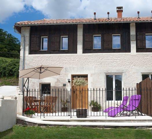 Le Grand Cornet, MoulindelaBarde  - Saint-Séverin - House