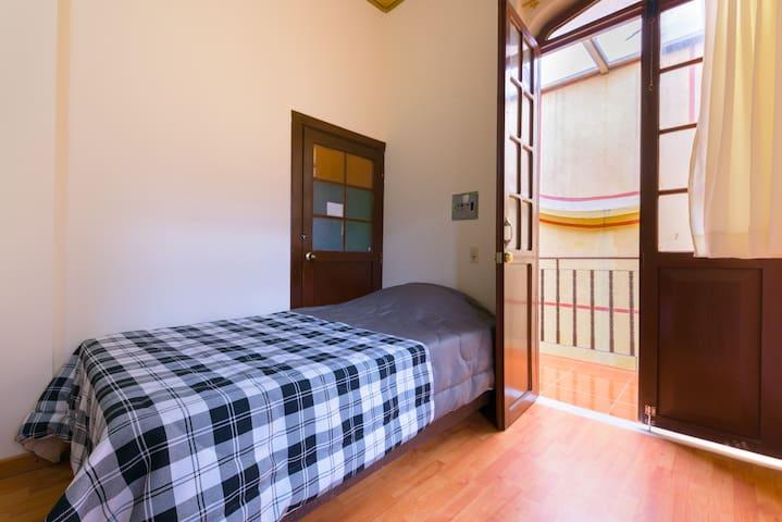 Cómoda habitación en La Candelaria