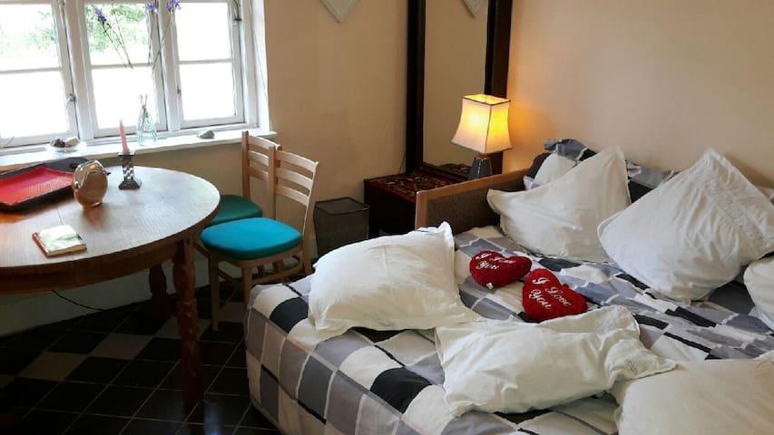 B&B Gislev Fyn ,double room No 6, Funen - Gislev - Bed & Breakfast