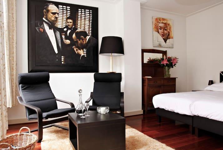 Private Room leidseplein - jordaan - Amsterdam - Byt