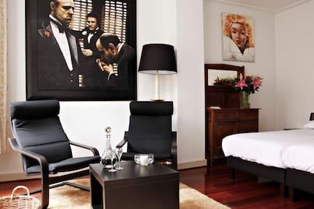 Private Room leidseplein - jordaan - Amszterdam - Lakás