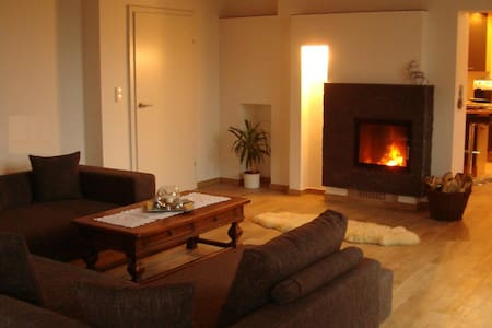 big flat next to a ski area - Steinach am Brenner - Apartment
